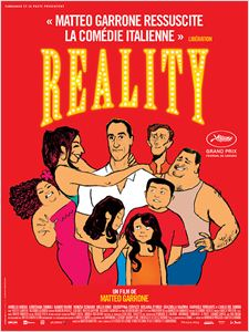 Reality affiche