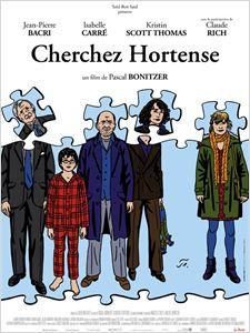 Cherchez Hortense affiche