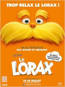 Le Lorax affiche