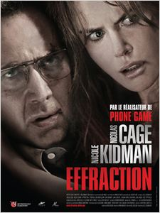 Effraction  ( Trespass ) affiche