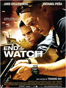 End of Watch ( DVDRIP VF ) affiche