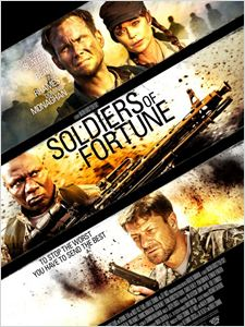 Soldiers of Fortune affiche