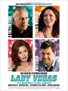 Lady Vegas - Les Mémoires d'une joueuse affiche