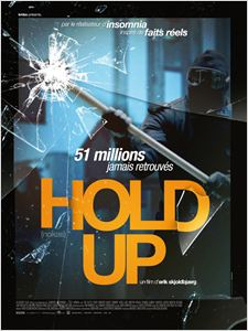 Hold-up affiche