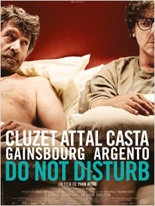 Do Not Disturb affiche