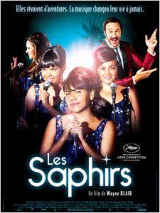 Les Saphirs affiche