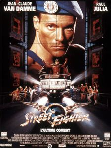 Street Fighter - L'ultime combat affiche