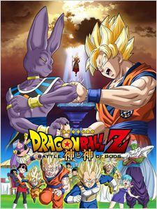 Dragon Ball Z : La Bataille des Dieux affiche