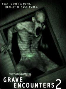 Grave Encounters 2 [VO] affiche