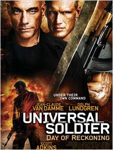 Universal Soldier: Day of Reckoning affiche