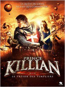 Prince Killian et le Trésor des Templiers affiche