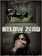 Below Zero affiche