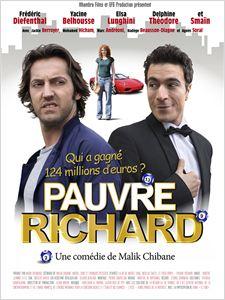 Pauvre Richard affiche