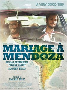 Mariage à Mendoza affiche