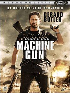 Machine Gun affiche