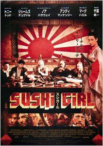 Sushi Girl affiche