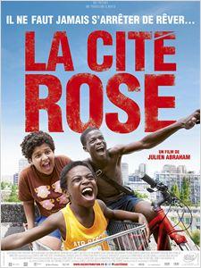 La Cité Rose affiche