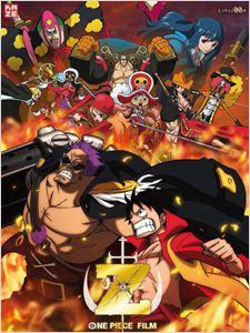 One Piece Z affiche