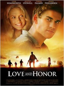 Love and Honor affiche