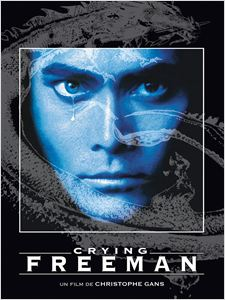 Crying Freeman affiche