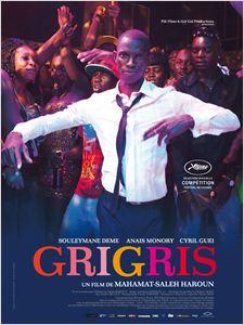 Grigris affiche