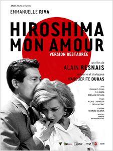 Hiroshima, mon amour affiche