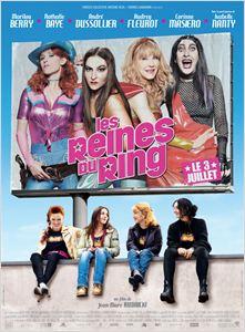Les Reines du ring affiche