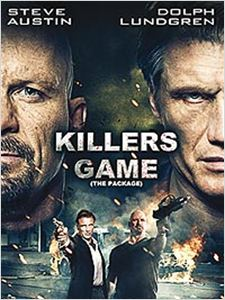 Killers Game / Dette de sang (The Package) affiche