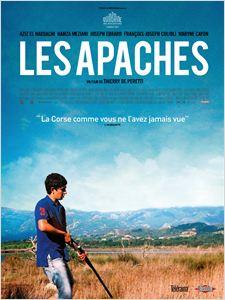 Les Apaches affiche