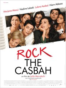 Rock the Casbah affiche