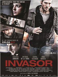 Invasion affiche