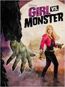Skylar Lewis, chasseuse de monstres affiche