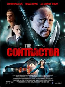 Froid comme la vengeance (The contractor) affiche
