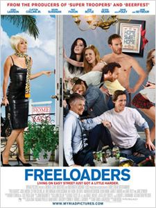 Freeloaders affiche
