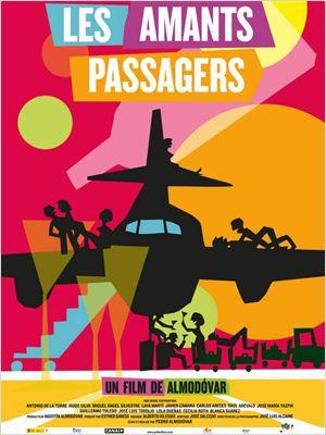 Les Amants passagers affiche