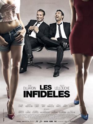 Affichette (film) - FILM - Les Infidèles : 191442