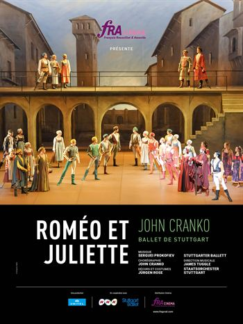 Roméo et Juliette (Suttgart Ballet - FRA Cinéma)