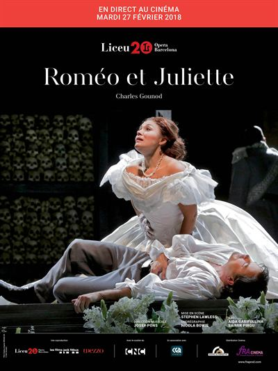 Roméo et Juliette (Gran Teatre del Liceu-FRA Cinéma)