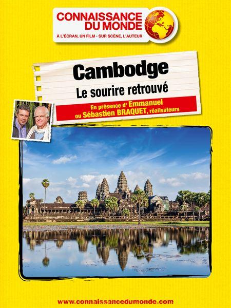 Cambodge, Le sourire retrouvé