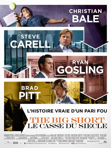 The Big Short : le Casse du siècle [DVDSCR] [VOSTFR]