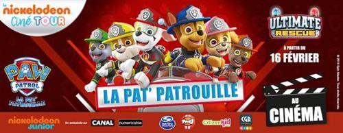 La Pat'Patrouille au Cinéma !