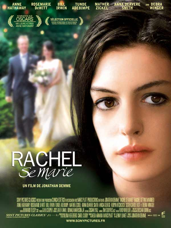 Rachel se marie [Multilangues][Bluray 720p]
