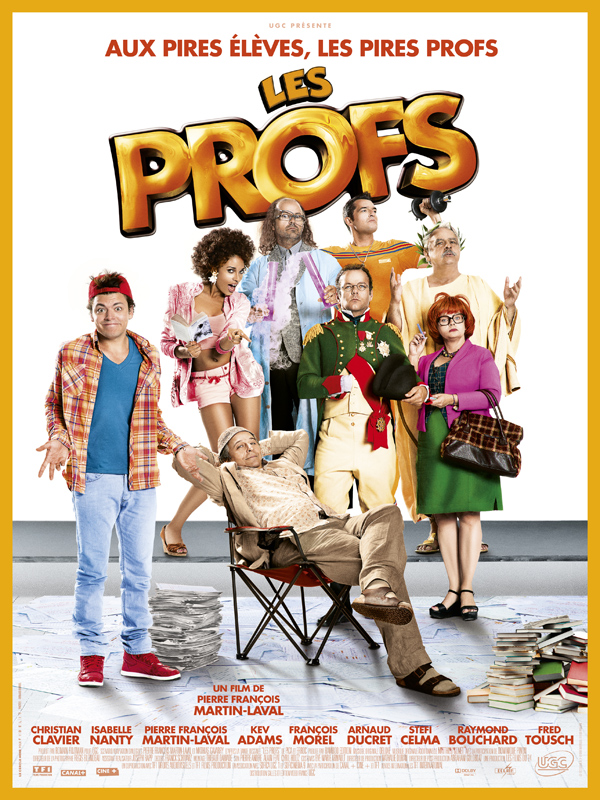 Les Profs [FRENCH][DVDRIP]