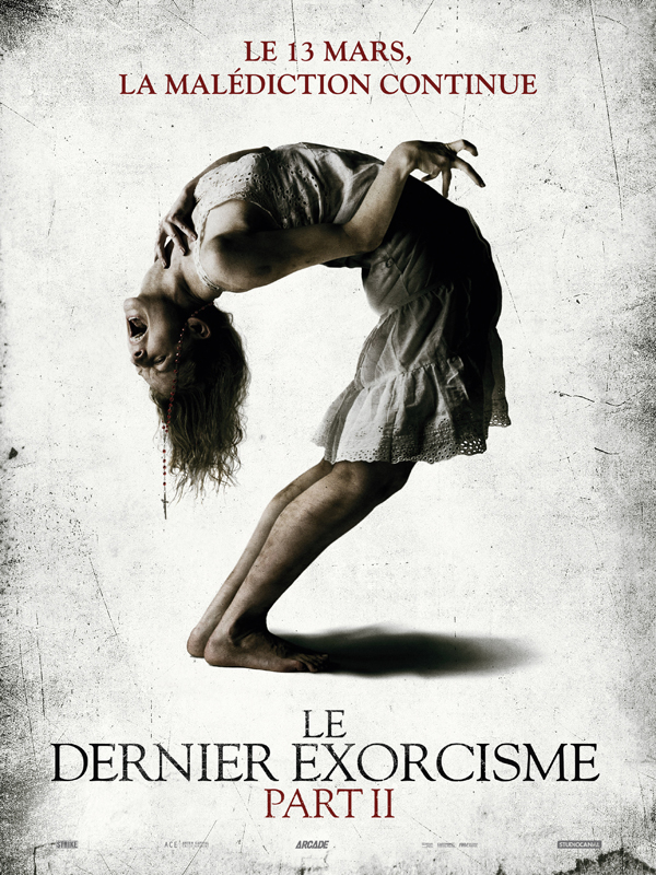 Le Dernier exorcisme : Part II [FRENCH][BDRIP]