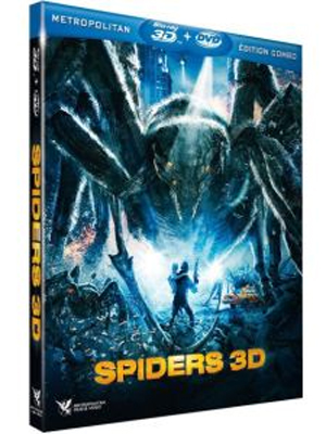 Spiders [FRENCH][Bluray 720p]