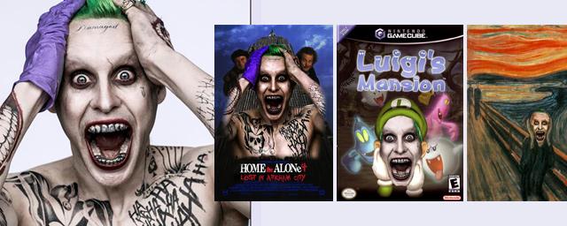 Suicide Squad Les Meilleures Parodies De Jared Leto En Joker