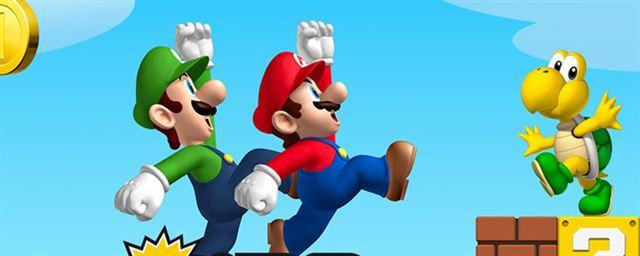 Super Mario Bros Nintendo Confirme Le Film D Animation