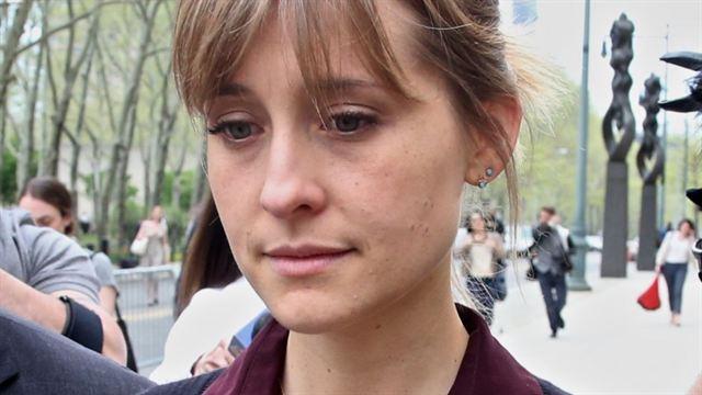 Secte NXIVM: l'actrice Allison Mack plaide coupable
