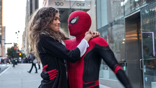 Un premier trailer explosif pour Spider-Man: Far From Home