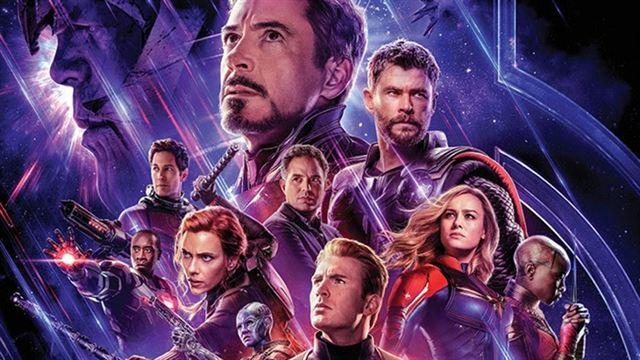 Endgame vient (encore) de battre un nouveau record — Avengers